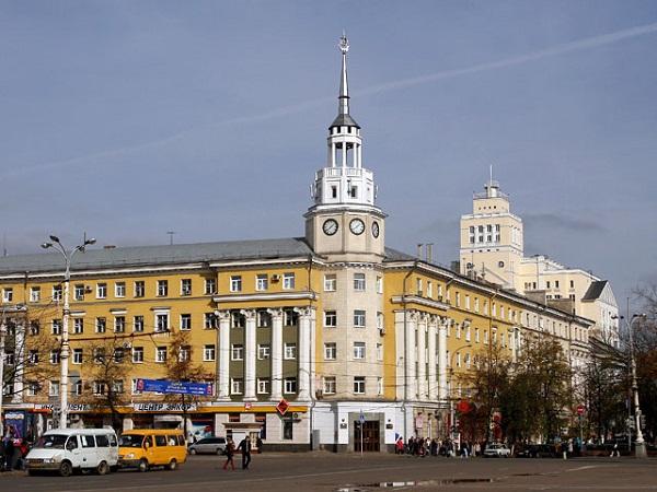фото центра Воронежа