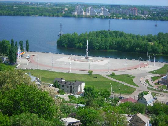 Адмиралтейская площадь город Воронеж фото