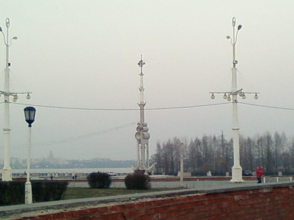 Адмиралтейская площадь в Воронеже фото