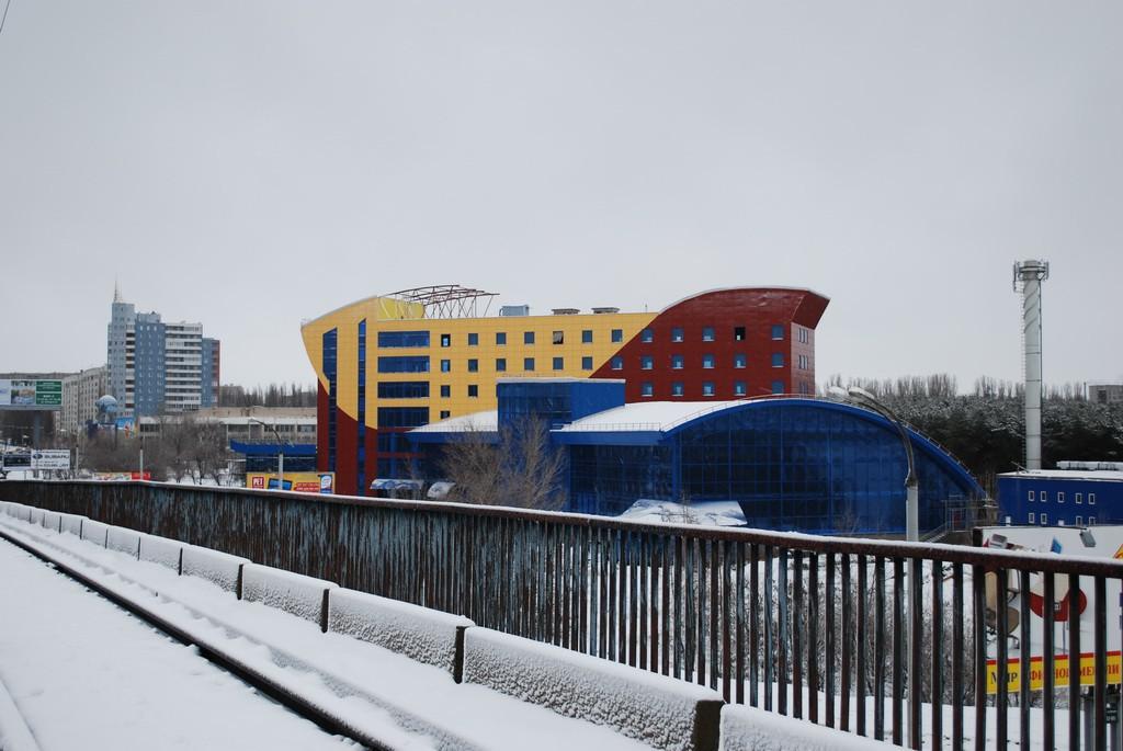 Аквапарк в Воронеже фото
