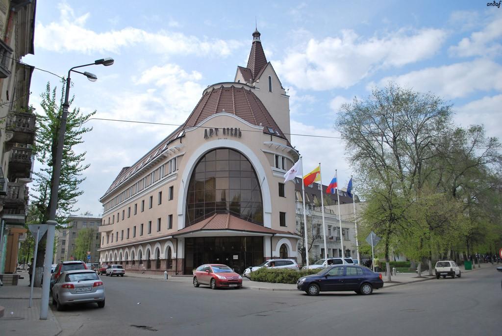 Арт Отель город Воронеж фото