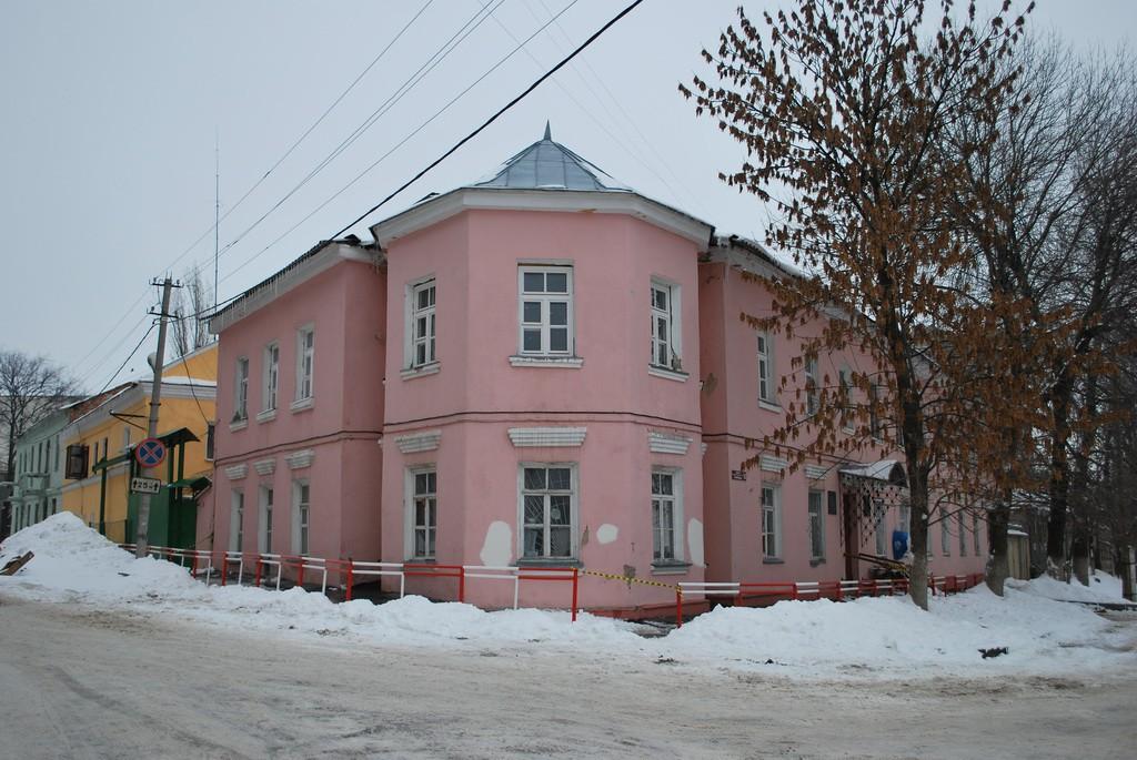 Библиотека для слепых в Воронеже фото