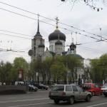 Благовещенский собор вид с пр.Революции фото