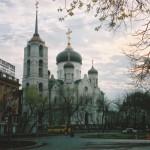 Благовещенский собор 2004 год в Воронеже фото