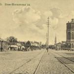 ул. Большая Московская в Воронеже старое фото