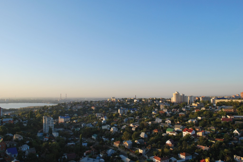 Частный сектор в Воронеже фото
