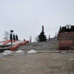 Мемориальный комплекс в Воронеже фото