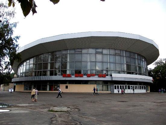 Воронежский цирк фото
