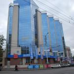 Бизнес центр Кристалл-сити в Воронеже фото