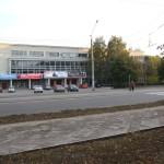 ДК 50-летия Октября на улице Ворошилова в Воронеже фото