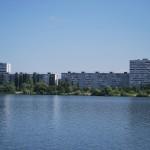 Дома у водохранилища в Воронеже фото