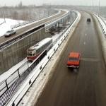 Эстакада над Динамо 2003 год Воронеж фото