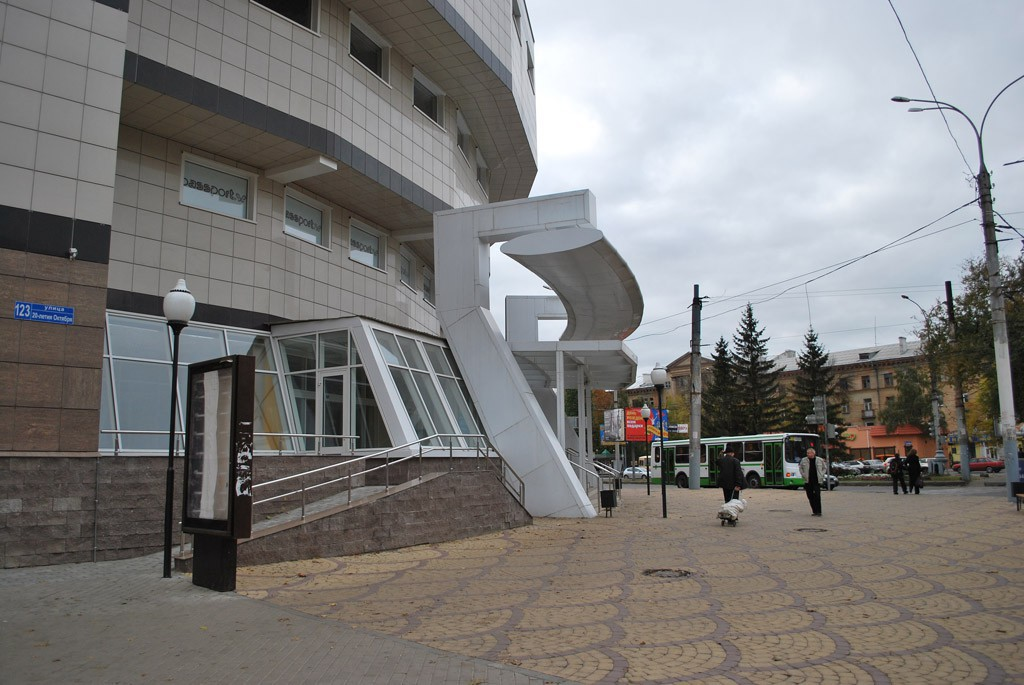 """Торговый центр """"Европа"""" в Воронеже фото"""