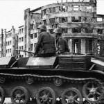 Фашисты на площади Ленина в Воронеже фото
