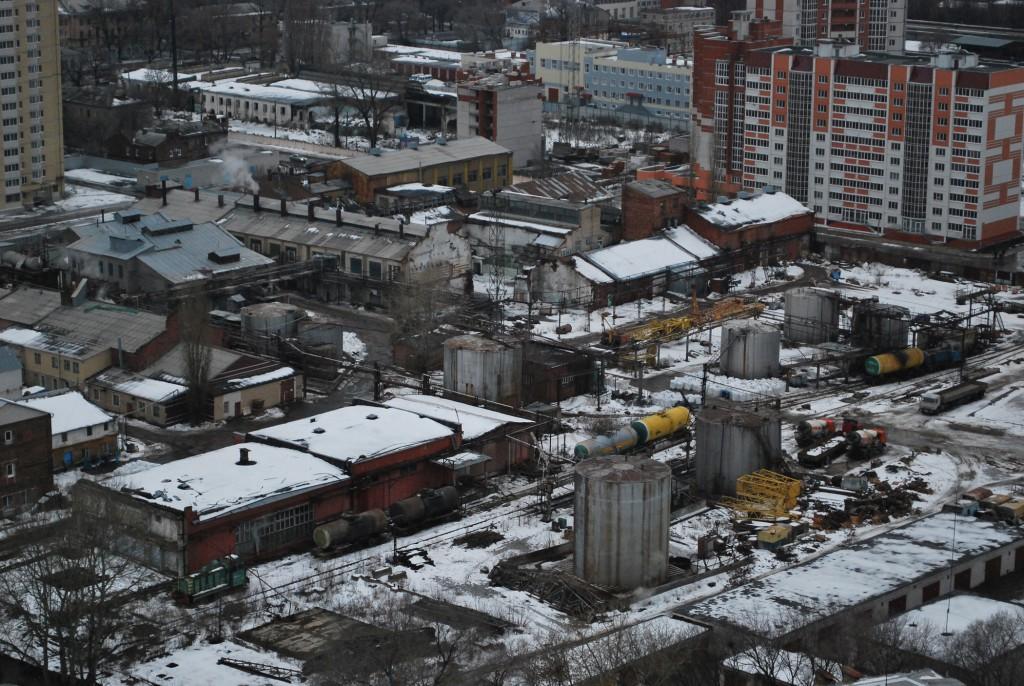 Завод Финист в Воронеже фото