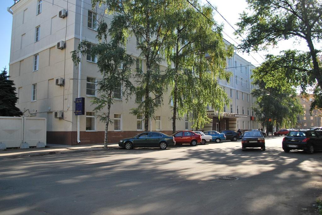 Гостиница Россия в Воронеже фото
