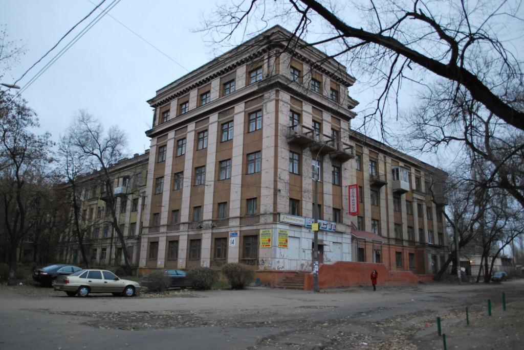 Гостиница Восток в Воронеже фото