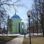 Храм Взыскания погибших в Воронеже фото