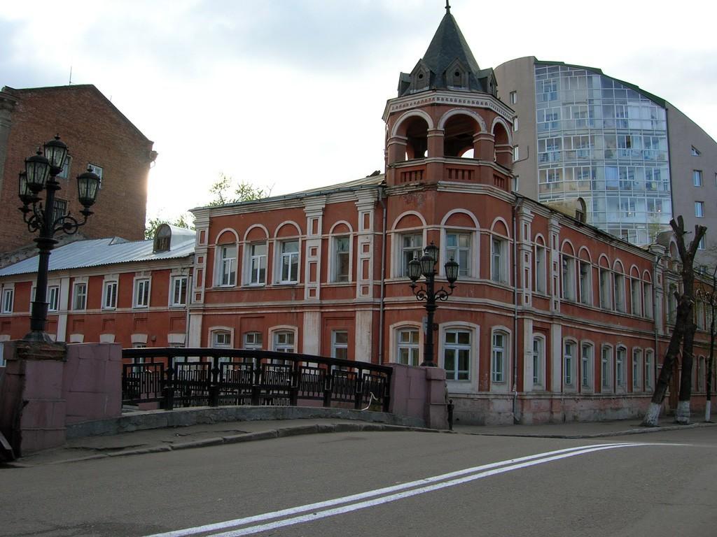 Каменный мост Воронеж фото