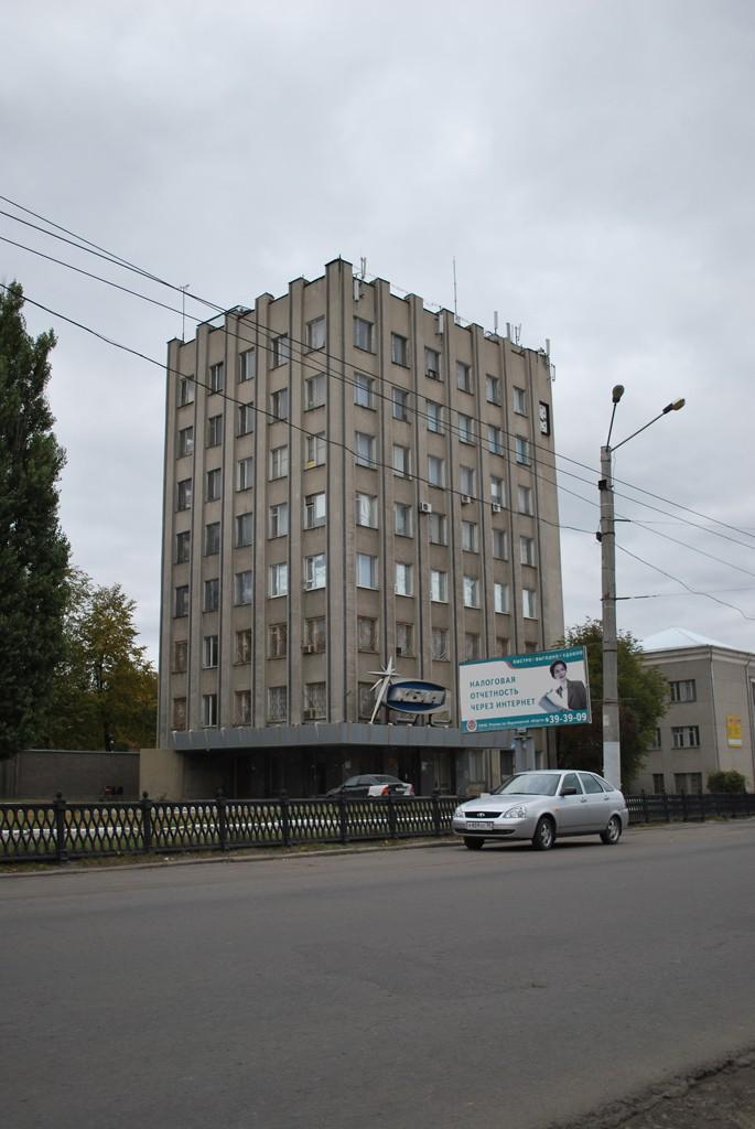 КБХА в Воронеже фото