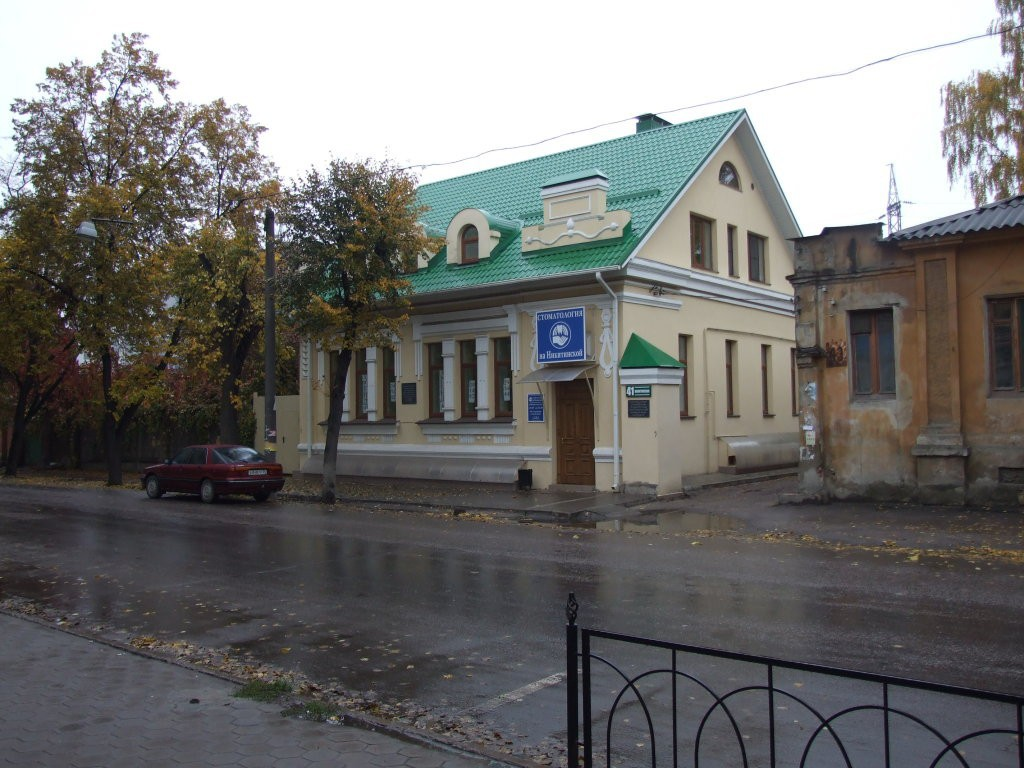 Флигель Клочковых в Воронеже фото