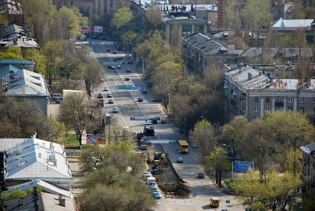 Кольцовская улица - Девицкий выезд в Воронеже фото