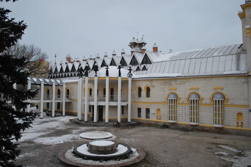 Кукольный театр в Воронеже фото