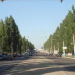 Ленинский проспект в сторону Северо-Восточного района в Воронеже фото