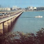 Вид на Левый берег Воронежа фото