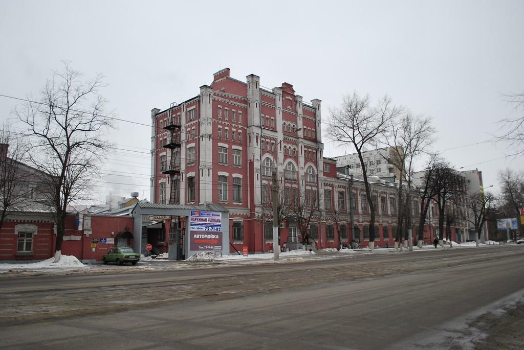 ЛВЗ в Воронеже фото