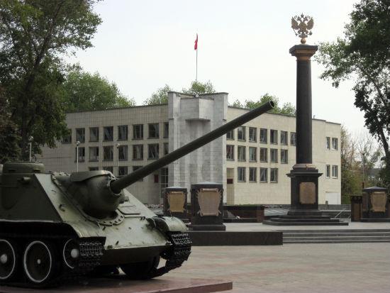 Музей Диорама Воронеж фото