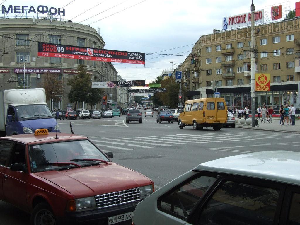 Никитинская площадь в Воронеже фото