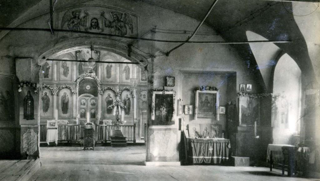 Никольский храм 1948 г. в Воронеже фото