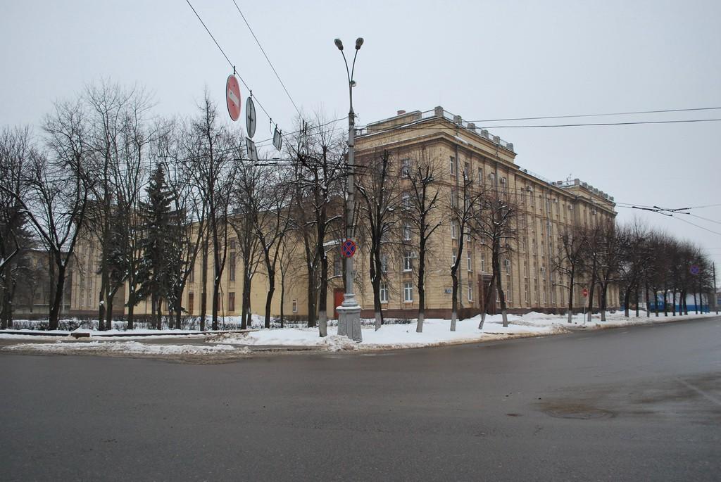 Обладминистрация в Воронеже фото