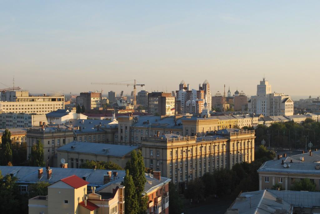 Областная администрация в Воронеже фото