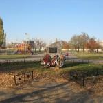 Памятник десанту в Воронеже фото