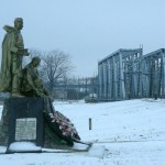 Памятник героям войны в Воронеже фото