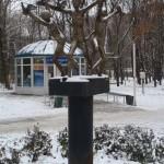 Памятник пионерам в Воронеже фото