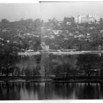 Панорама на остров в Воронеже старое фото