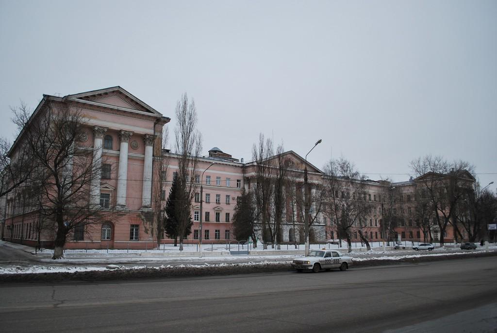 Пединститут в Воронеже фото