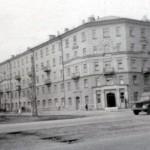 Перекрёсток Кольцовской и 9 января в Воронеже старое фото