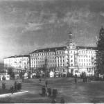 Площадь Ленина в Воронеже старое фото
