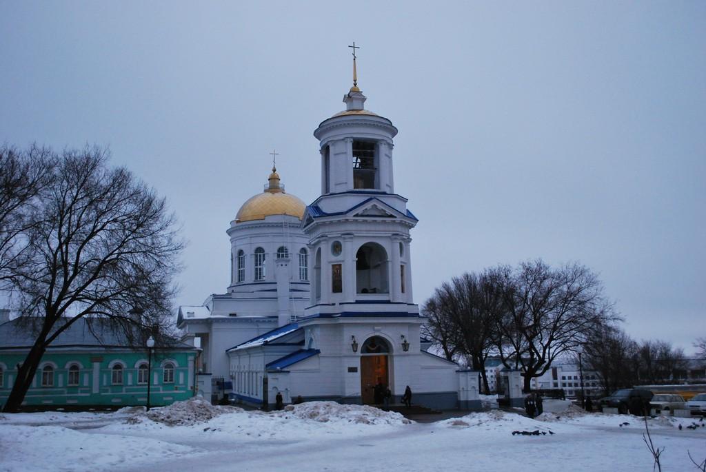 Покровский храм в Воронеже фото