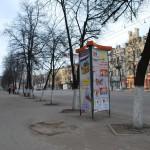Проспект Революции для пешеходов в Воронеже фото