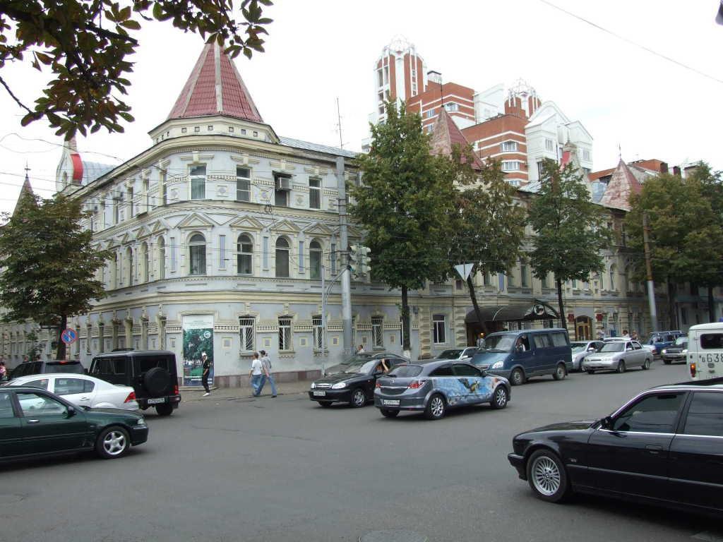 Ресторан Прага в Воронеже фото