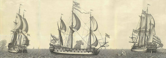 «Гото Предестинация» — русский 58-пушечный парусный линейный корабль