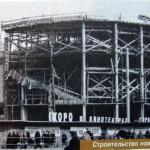 Кинотеатр Пролетарий в Воронеже старое фото