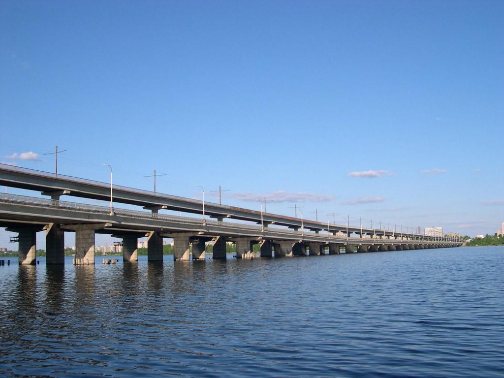 Северный мост Воронеж фото