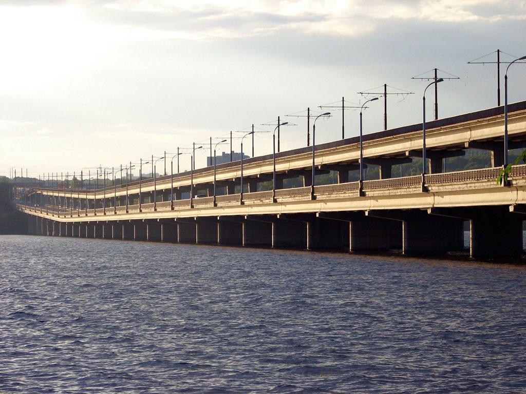 Северный мост - общий вид Воронеж фото