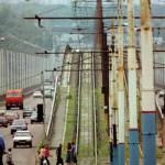 Северный мост в 2004 году Воронеж фото
